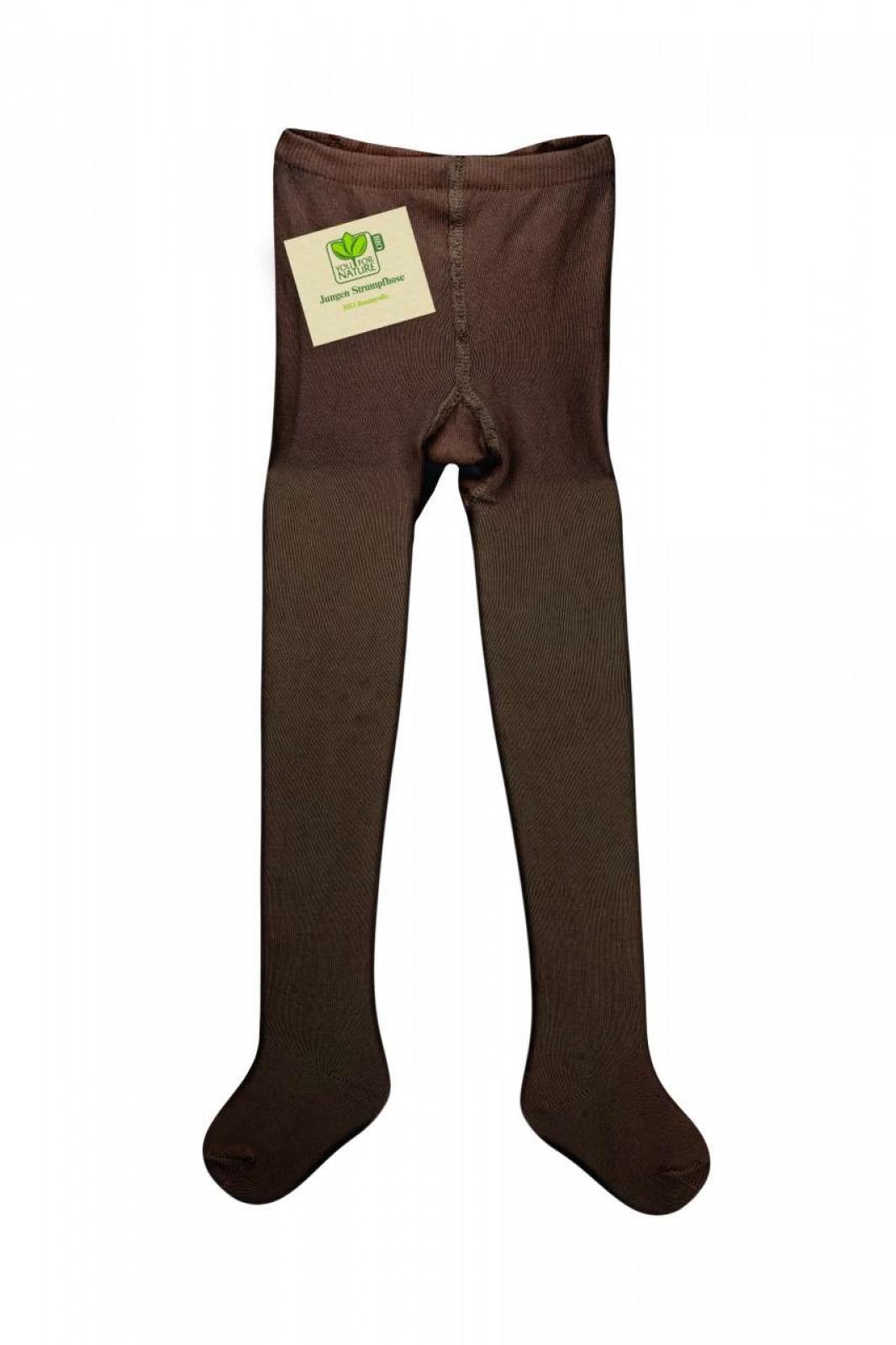Jungen Strumpfhose BIO Baumwolle | Kinder | YOU FOR NATURE