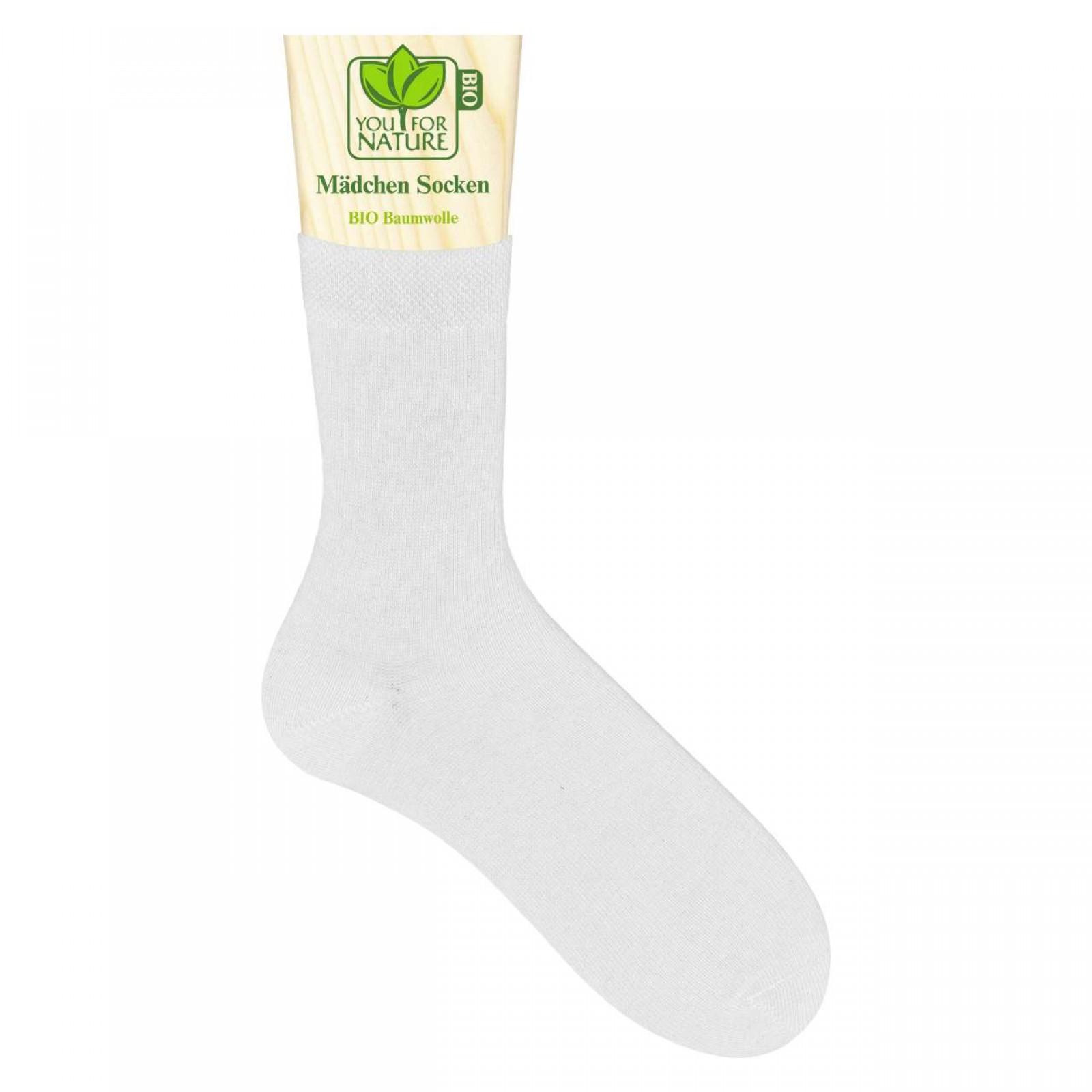 Mädchen Socken/Strümpfe BIO Baumwolle | Kinder | YOU FOR NATURE